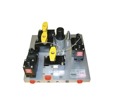 Control Block for Rail Car Auxillary Functions