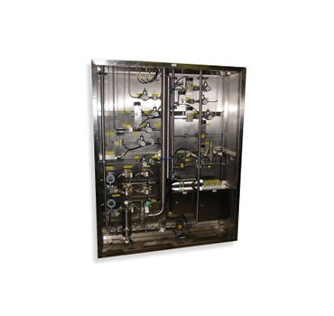 Control Cabinet for the Process Industry